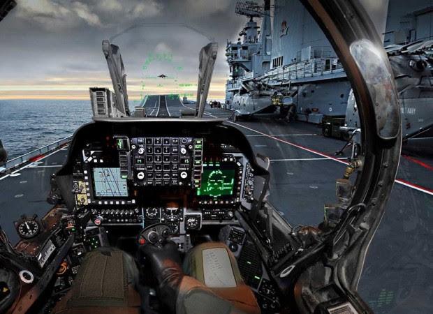 cockpit-view