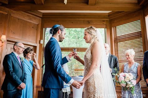 An elegant wedding under the marquee at the Forest and