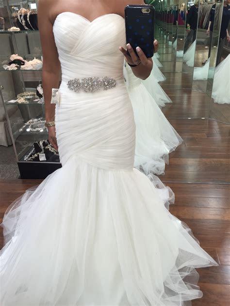 Mori Lee Mori Lee 5108 Size 2 Wedding Dress ? OnceWed.com