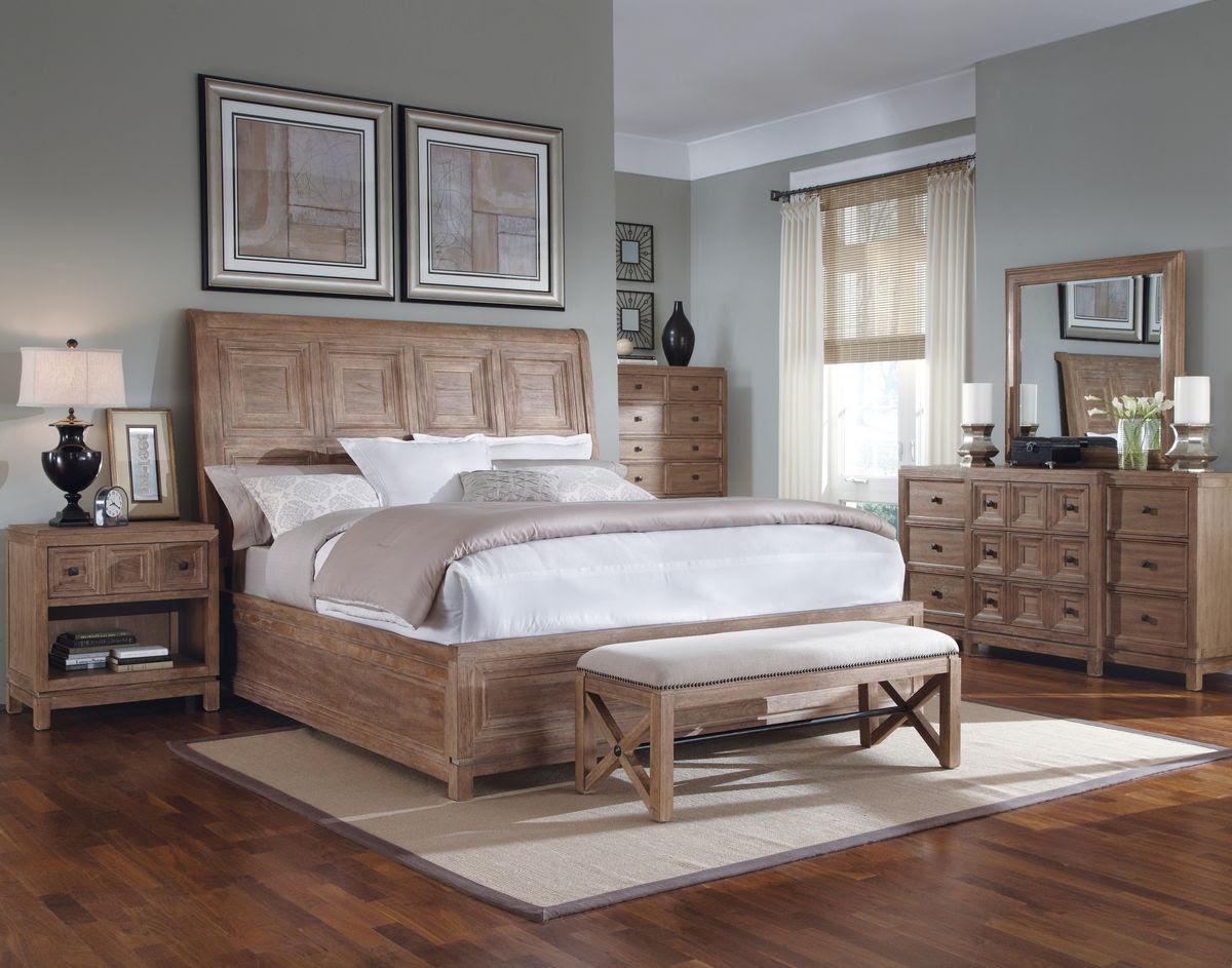 Bedroom ideas oak furniture  Hawk Haven