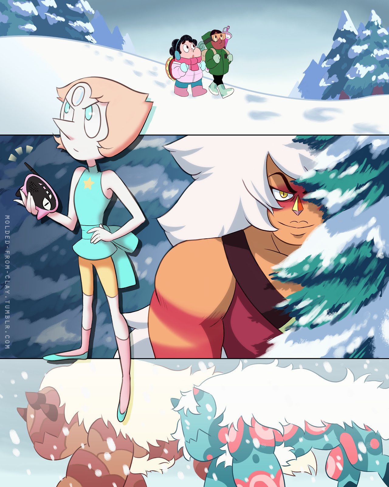 Gem Hunt aired one year ago today! ♡♡♡