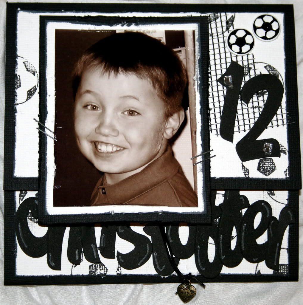 Mappekort til Christoffer 12 år