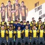 pasukan harimau malaya dengan jersey baru 2013