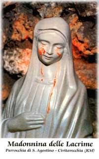 Civitavecchia : La Madonnina