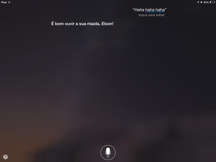 Bem Humorada Veja As Respostas Mais Engracadas Da Siri Em Portugues Noticias Techtudo