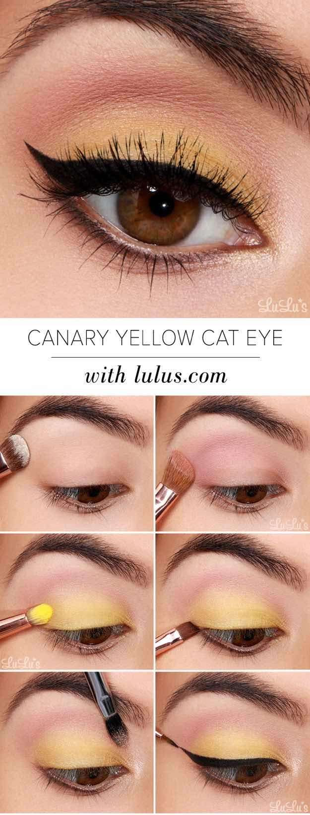 20 Simple Easy Step By Step Eyeshadow Tutorials for ...