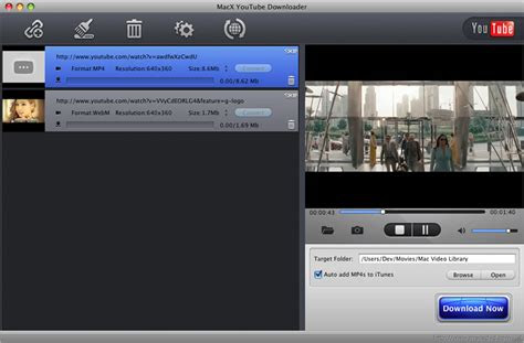 macx youtube downloader   youtube video