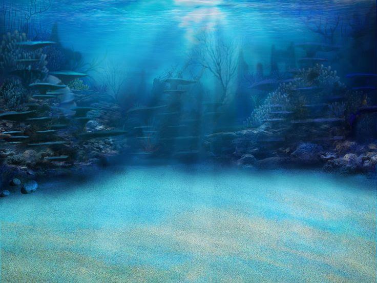 Tapfish Decorations Underwater Towers Background La