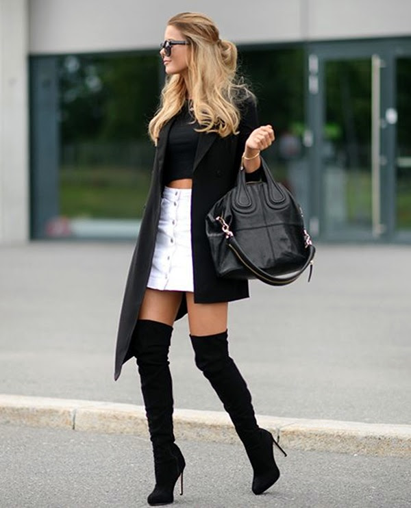 style your fall dresses with these lovely boots