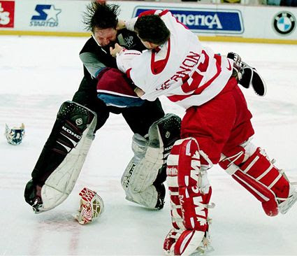 Patrick Roy vs Mike Vernon photo patrick-roy-mike-vernon.jpg