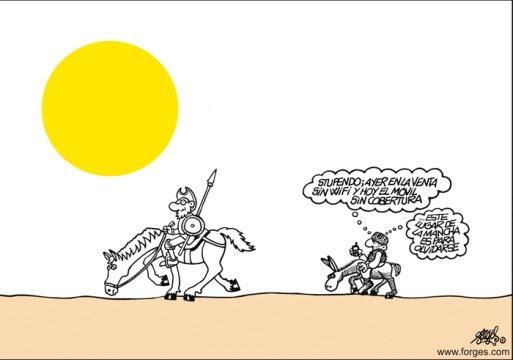 20 Frases Celebres De El Quijote Via Muyinteresante Y Forges