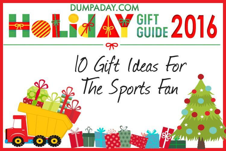 Ten Great Gift Ideas For Sports Fan