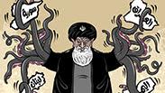 The Iranian octopus controls Syria, Lebanon, Iraq and Yemen