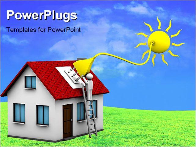Powerpoint Template Free Energy Holidaysanantonio Com