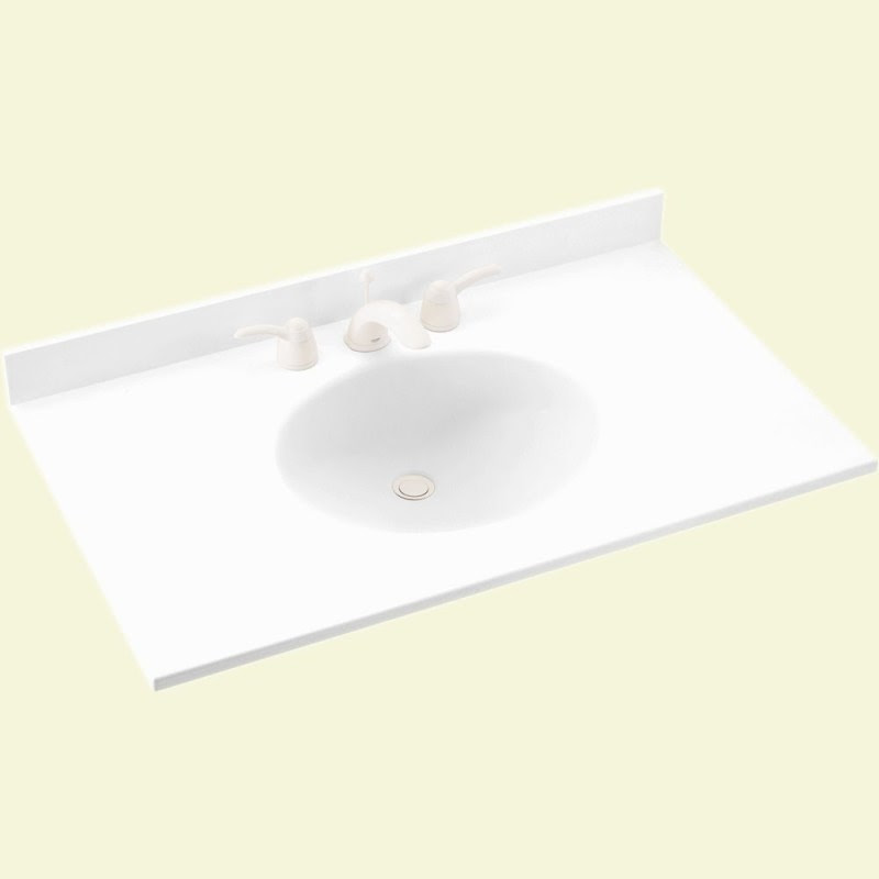 Enchanting Products Vanity Products Solid Surface X Single Bowl