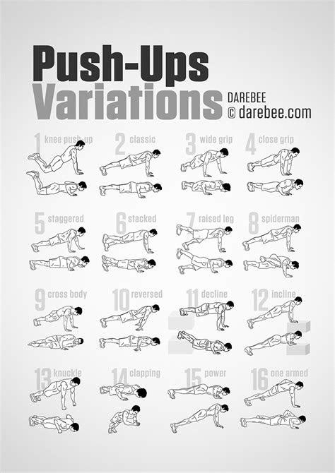 push ups guide