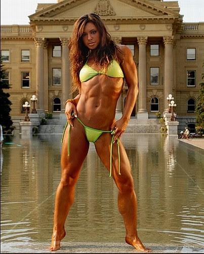 Fitness Beauty Kyla McGrath by sabrebiade