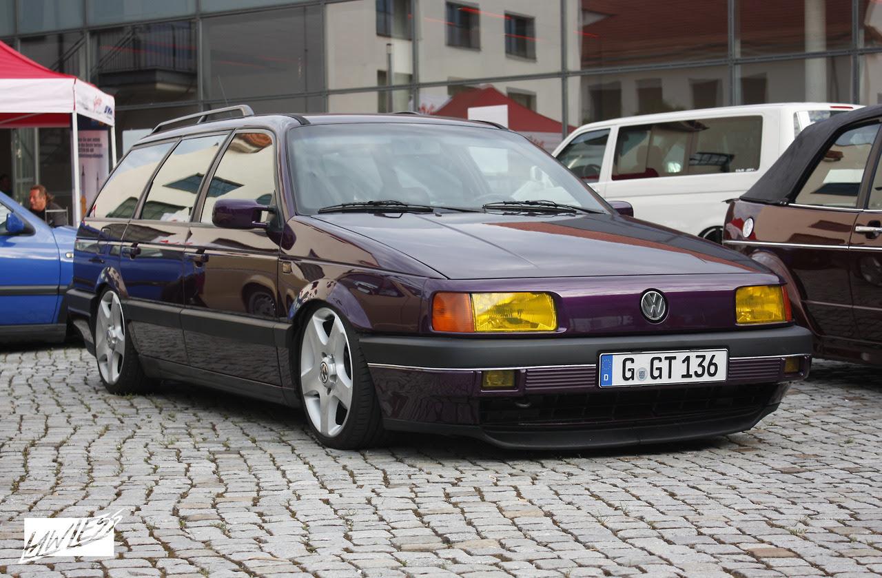 Volkswagen Passat B3 Tuning Volkswagen Passat Review