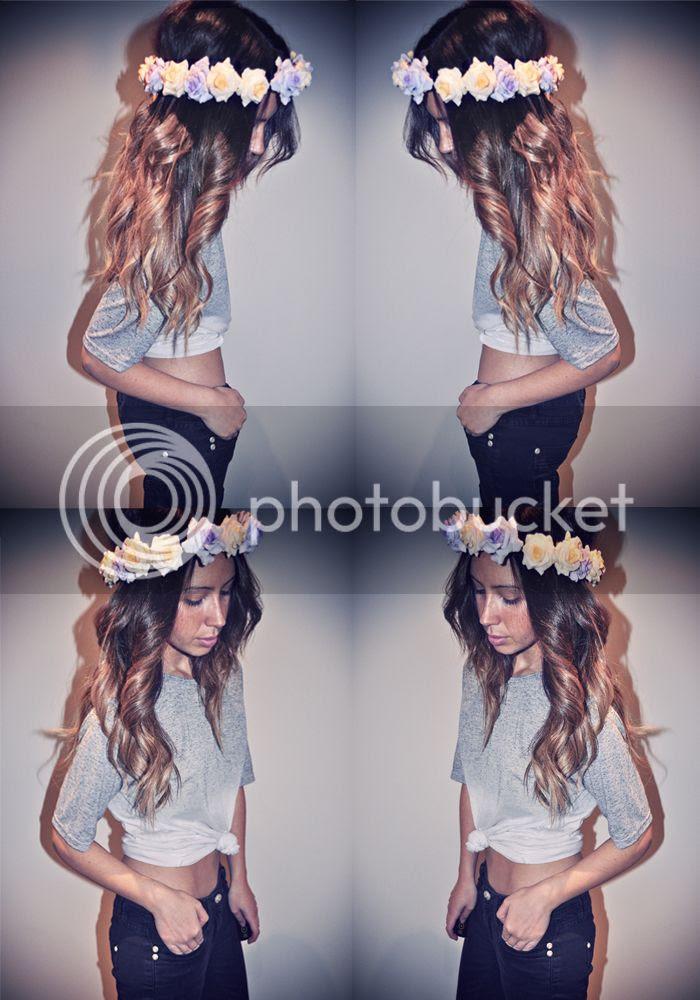 Jaye Edwards balayage hair on Friend in Fashion