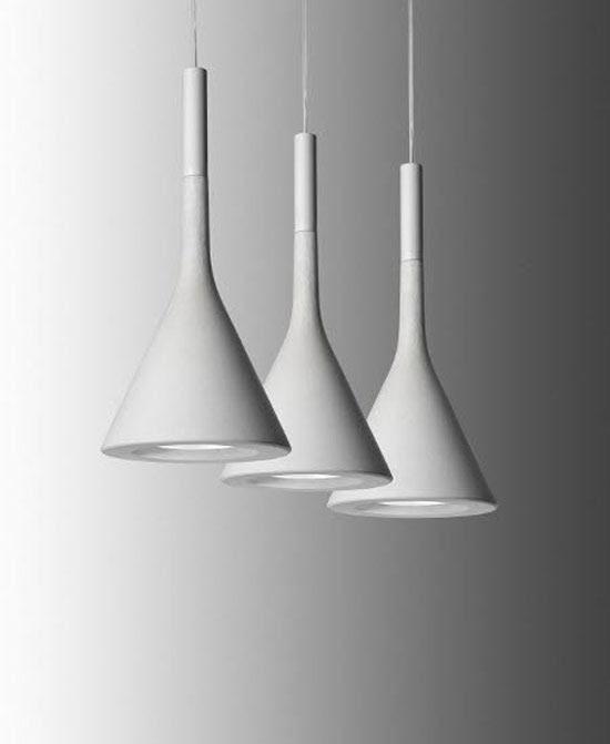 Lámpara de cemento Aplomb, Decoracion, iluminacion, diseño
