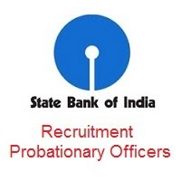 SBI PO Recruitment 2017 For 2313 Vacancies