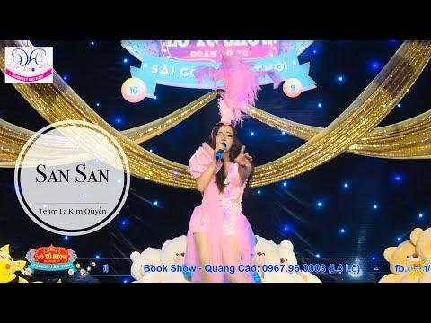 Bán kết 2 Mr&Ms Lô Tô: Thí sinh San San - Team La Kim Quyền