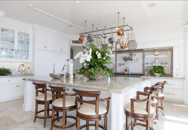 Kitchen. White Kitchen Design. Kitchen Ideas.