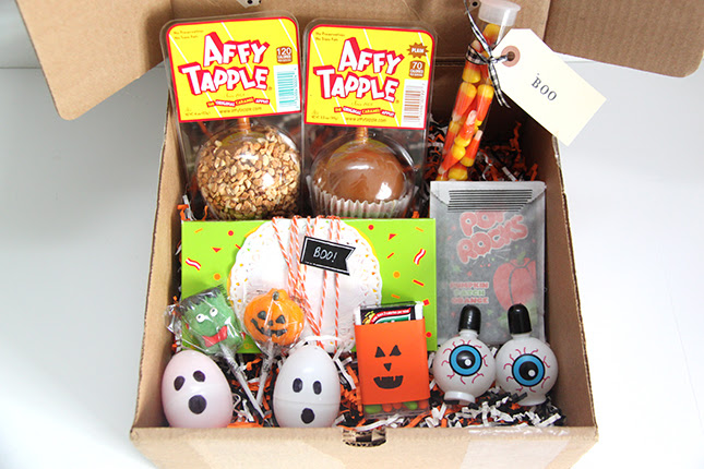 Gift Idea Halloween In A Box Smashed Peas Carrots