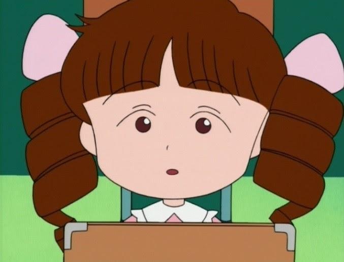 Vipperな俺 画像ちびまる子ちゃんの城ヶ崎さんかわいい