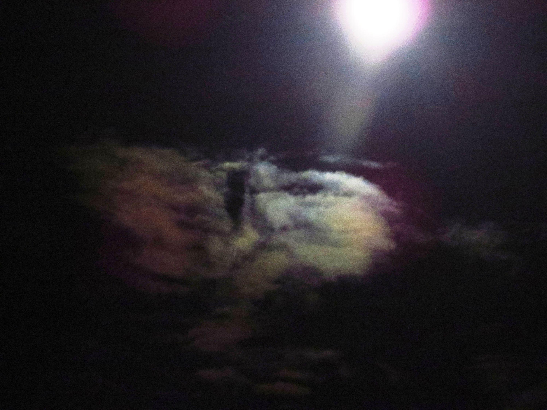 Odin nuage, Odin nuage ciel, Odin apparaît dans le ciel, Odin dans les nuages, Odin nuage, est-ce Odin dans le ciel