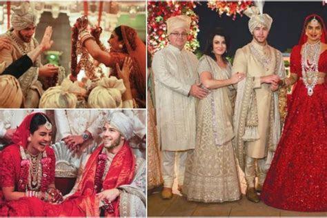 Photo: Priyanka Nick's Hindu Wedding Album is All Hearts