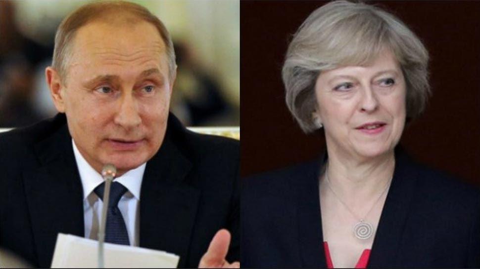 जासूस की मौत पर रूस और UK आमने-सामने, पुतिन ने सुनाया 23 ब्रिटिश डिप्लोमेट को देश छोड़ने का फरमान