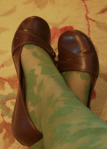 173: Nice tights