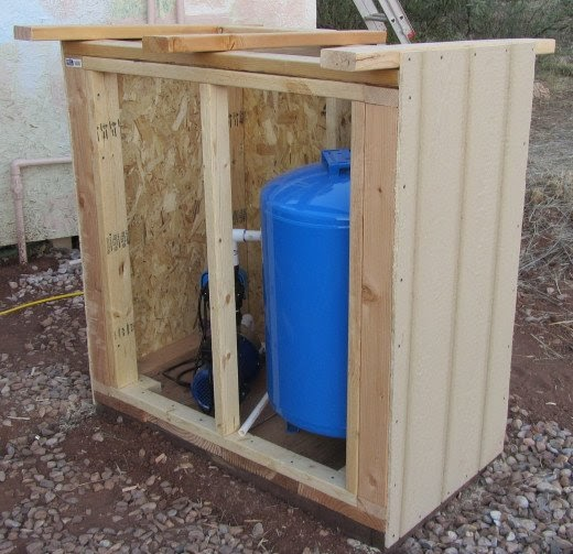 Bages How To Build A Pump House Shed