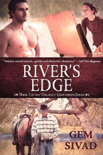 River's Edge (Unlikely Gentlemen, Book 1) by Gem Sivad