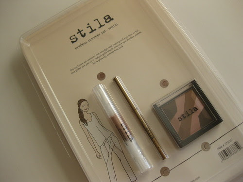 stila endless summer set warm 001