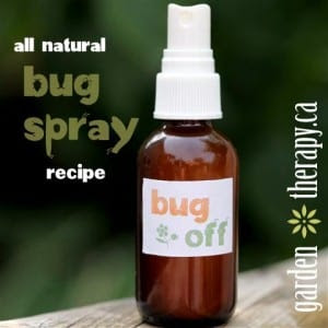 """Bug Off"" Mosquito Repellent Spray"