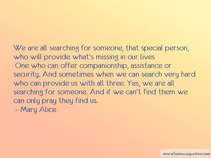 Quotes About Missing A Special Person Top 1 Missing A Special