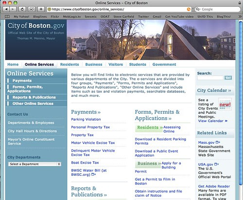 City of Boston Taxpayer Referral and Assistance Center