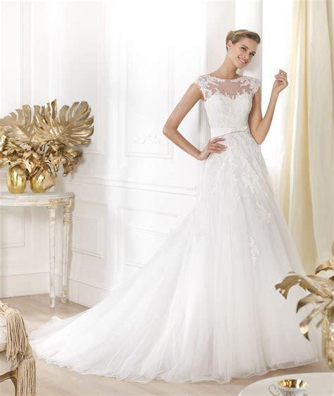 Pronovias wedding dress pre 2014 Glamour bridal collection