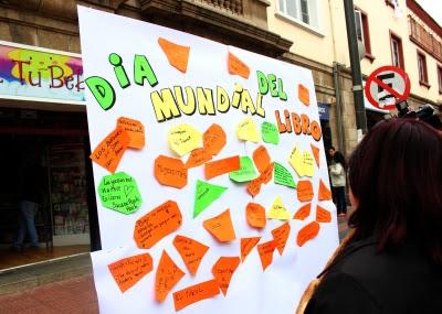 Con Intervencion Urbana Celebraron Dia Del Libro En La Serena El
