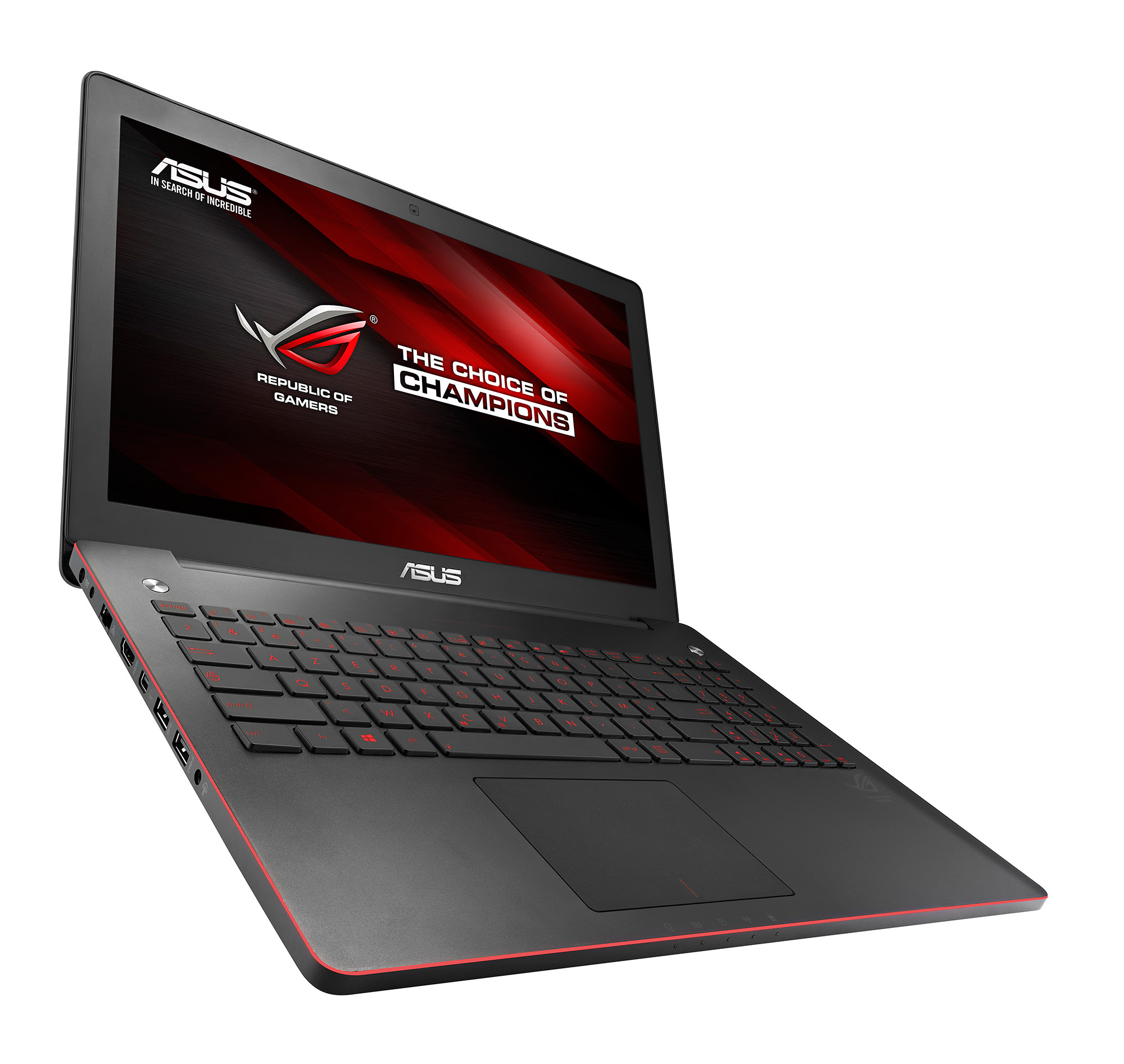 ASUS Republic of Gamers Announces Stunning G550JK Gaming Notebook
