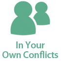 own-conflicts