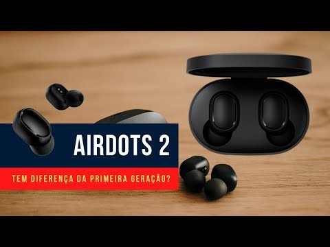 Os Fones Mais Barato Da Xiaomi Em Nova Versão - Review AirDots 2