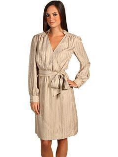 Trina Turk Stony Brook Wrap Dress