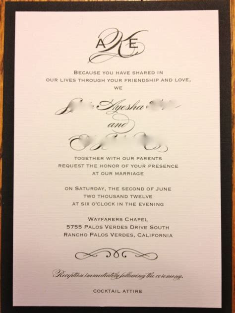 24 best images about Wedding Invitations on Pinterest