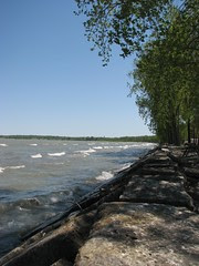 Lake Erie at East Harbor