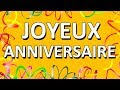 Happy Anniversary In French Translation