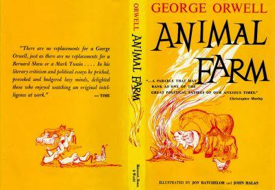 george-orwell-animal-farm-content
