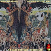 THE BAND OF THE HAWK & NOAH ARCHANGEL BATTLE FOR SOUND SUPREMACY WITH THE MASCHINE WARS: CHRONICLES